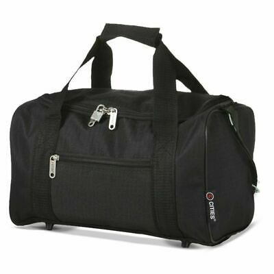 £9.99 • Buy CLEARANCE Ryanair Cabin Approved Allowance Hand Luggage Flight Bag Holdall Case