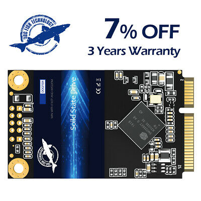 AU33.99 • Buy 120GB 256GB 500GB 1TB 2TB SSD SATA III MSATA Solid State Drives 570MB/s DOGFISH