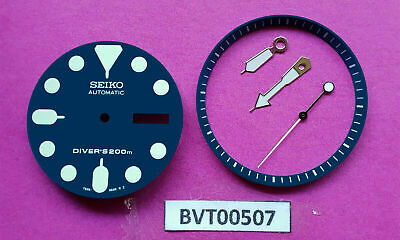 $ CDN21.65 • Buy New Seiko Blue Dial Hands Minute Track Set Skx007 Seiko 7s26 0020 Watch Bvt00507