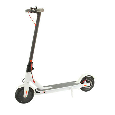 AU389 • Buy Mad Max 250W 36V Lithium Battery Portable & Foldable Electric Scooter Bike White