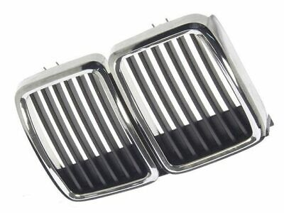 $43.90 • Buy BMW E30 Front Center Kidney Radiator Grille Grill ZIEGLER Front Engine Lid Vent