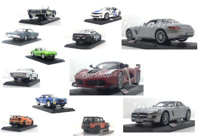 £29.99 • Buy Maisto1:18 Scale Special Edition Variety Models Vehicles DieCast Model Car 1 18