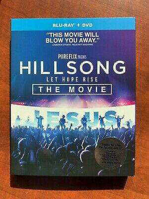 $5.88 • Buy Hillsong: Let Hope Rise Blu-ray + DVD New Free Ship Pure Flix