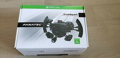 Fanatec Clubsport Steering Wheel Universal Hub For Xbox One - New In Box • 255$