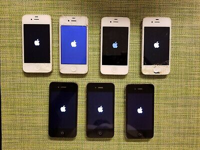 $ CDN143.45 • Buy Lot Of 7 - Apple IPhone's Mix - A1332 And More - AS IS - PLEASE READ DESCRIPTION