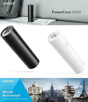 AU43 • Buy ANKER PowerCore 5000mAh Ultra Compact Portable Charger Power Bank Battery USB