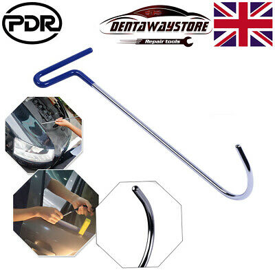 UK PDR Tools Push Rod Dent Puller Paintless Hail Removal Repair Whale Tail 1pc • 19.78£