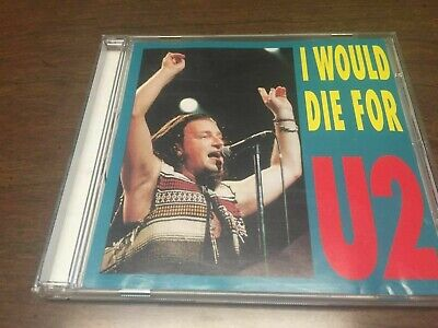 U2 -  I Would Die For U2 RARE Live CD • 29.99$