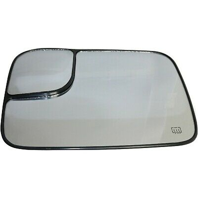 $29.29 • Buy New Mirror Glass Driver Left Side Heated For Ram Truck LH Hand 1500 CH1324121