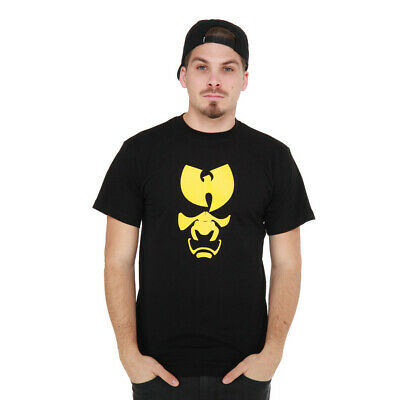 $ CDN41 • Buy Wu-Tang Clan - Wu Shaoline T-Shirt Black