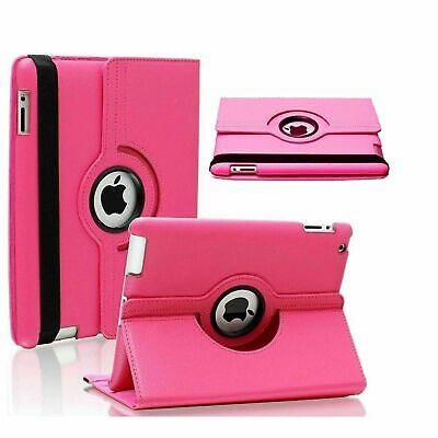 £3.29 • Buy 360 Rotating Smart Leather IPad Protection Stand 9.7 Case Cover For Apple IPad 2