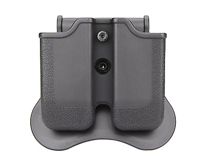 $18.95 • Buy Cytac Dual Magazine Holster With Paddle