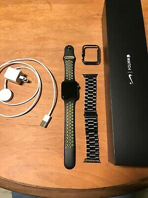 $ CDN272.15 • Buy Apple Watch Nike Plus Series 2 42mm Stainless Steel Band