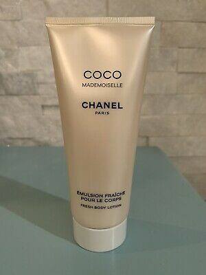 Vintage COCO Mademoiselle Chanel Fresh Body Lotion 3.4 Oz. Ounces • 39.99$