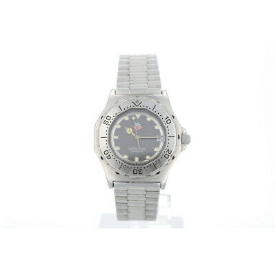 Tag Heuer 3000 Series Professional Men's Stainless Steel Watch • 249.99$
