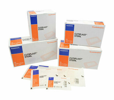 £2.99 • Buy Cutiplast Sterile Wound Dressing | All Sizes/quantities | Best Price | Uk Seller