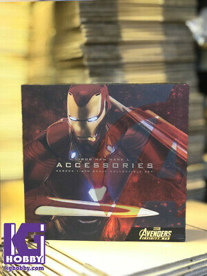 $ CDN276.54 • Buy Hot Toys ACS004 1/6th Scale Iron Man Mark 50 L Accessories Collectible Set New