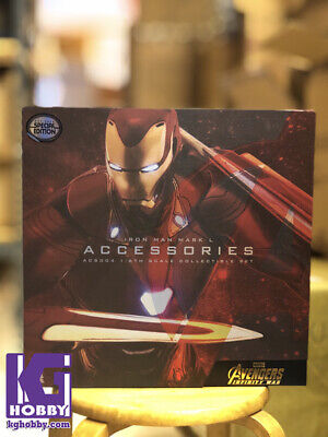 $ CDN316.25 • Buy Special Version Hot Toys ACS004 1/6th Scale Iron Man Mark 50 L Accessories SET