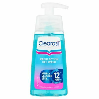 £8.23 • Buy Clearasil Ultra Rapid Action Gel Wash 150ml New