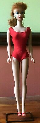 $ CDN463.14 • Buy 1962 Titian Vintage Ponytail #5 Barbie In #850 Fashion Model Swim Suit