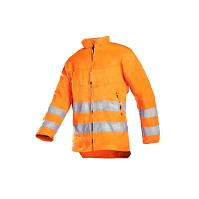 SIP Chainsaw Work Jacket / Cotton / Polyester / High-visibility 1SI9 Small • 71£