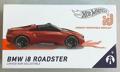 2019 Hot Wheels ID BMW I8 Roadster Limited Run Collectible • 15$