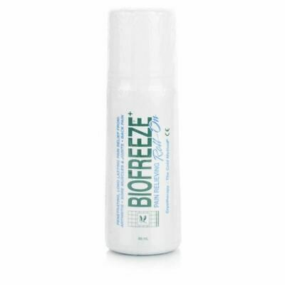Biofreeze A Biofreeze Pain Relieving Roll 89ml New • 13.49£