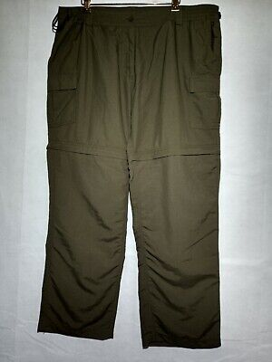 £20 • Buy Peter Storm Women's 2 In 1 Trousers & Shorts Green Size 18