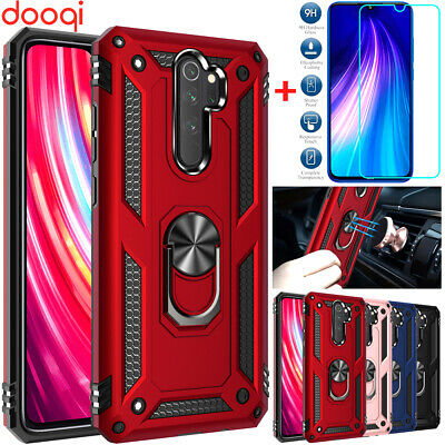 $6.99 • Buy For Xiaomi Mi 9 Note 10 Redmi Note 8 7 Pro Magnetic Ring Holder Armor Case Cover