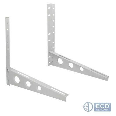 Air Condition Wall Mount Bracket AC Support Heavy Duty Up To 180kg Unit Holder • 17.80£