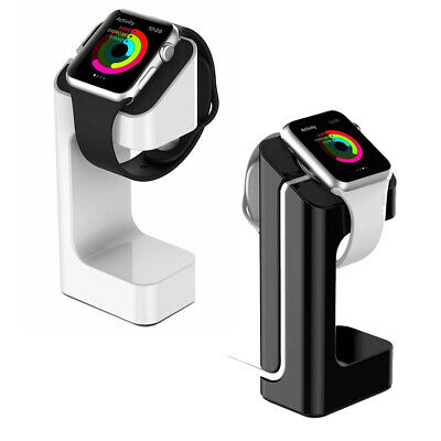 $ CDN6.75 • Buy For Apple Watch Series IWatch 1 2 3 Weighting Desktop Stand Charger Holder 38/42