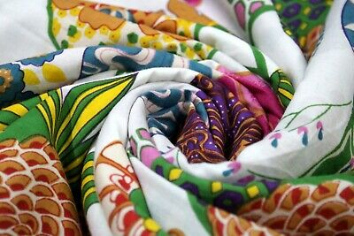 Sewing Decorative Quilting Fabric Home Furnishing Ethnic Fabric By The Meter   • 5.99£