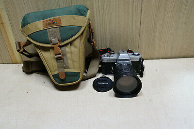 £99.95 • Buy Yashica FX-2 Vintage Camera With Tamron 28-200mm F3.8-5.6 Aspherical Lens