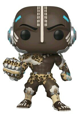 AU19.95 • Buy Overwatch - Doomfist Leopard Skin US Exclusive Pop! Vinyl [RS]-FUN44773-FUNKO