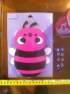 £1.99 • Buy Claire's Claires Accessories Official Pink Bee Samsung Galaxy S3 Cover £8 RRP