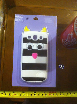 £1.99 • Buy Claire's Claires Accessories White Monster Samsung Galaxy S3 Phone Cover £8 RRP