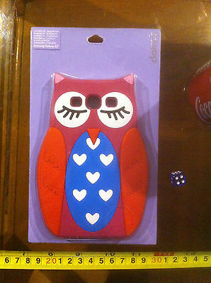 £1.99 • Buy Claire's Claires Accessories Cute Owl Samsung Galaxy S3 Phone Cover £8 RRP