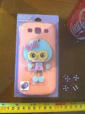 £1.99 • Buy Claire's Claires Accessories Official Cute Girl Samsung Galaxy S3 Cover £12 RRP
