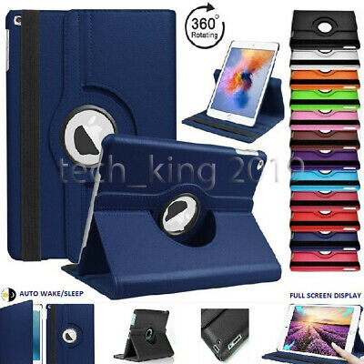 £5.98 • Buy For Apple IPad 7th Generation 10.2  (2019) 360° Rotating PU Leather Case Cover