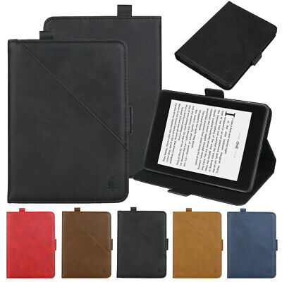 For Amazon Kindle Fire Tablet 2019 Slim Folding Leather Stand Case Cover Holder • 12.19£