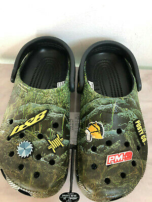 $419.99 • Buy NEW Post Malone X Crocs Dmitri Clog Postyco Green Australian Style 206046 M6 W8