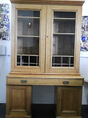 AU3200 • Buy Scottish Pine Antique Bookcase