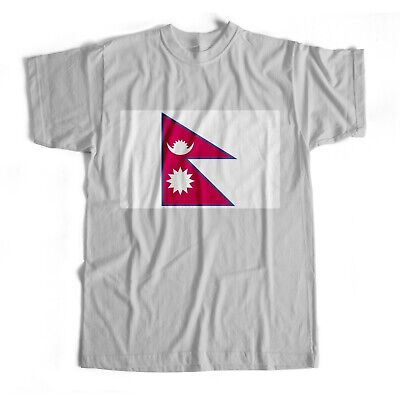 Nepal | National Flag | Iron On T-Shirt Transfer Print • 3.40£