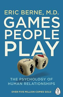 £9.20 • Buy Games People Play: The Psychology Of Human Relationships By Eric Berne (English)