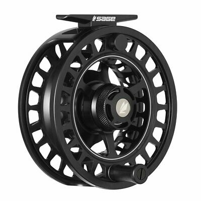 $500 • Buy Sage Spectrum Max 7/8 Fly Reel - Color Stealth - NEW - FREE FLY LINE