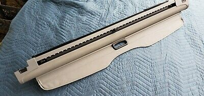 $249.99 • Buy 1999-2003 BMW E39 TOURING WAGON 525i 528i 540i Cargo Cover Roller Blind ITS Gray