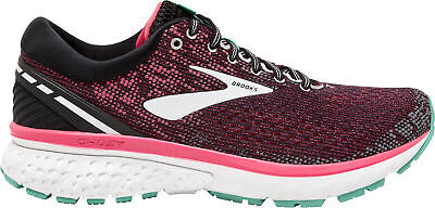 AU160.69 • Buy Brooks Ghost 11 Womens Running Shoes Pink NARROW FIT Cushioned Trainers Sneakers