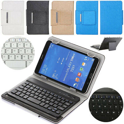 For Samsung Galaxy Tab A 7.0 8.0 10.1 Tablet Stand Case Cover Removable Keyboard • 22.79£