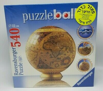 $24.64 • Buy Ravensburger Puzzleball 540 Pieces, New Sealed