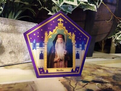 $20 • Buy Harry Potter Chocolate Frog Card - Merlin - 13th Card!!